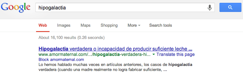 hipogalactica