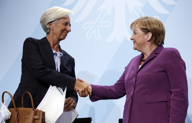 lagarde-merkel-Greece